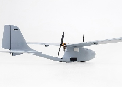 AU-100 Spy Owl portable Unmanned Aircraft System drone
