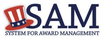 System for Award Management (SAM) authorized government contractor